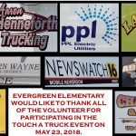 Touch a Truck at EverGreen Elementary