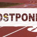 Track Districts Postponed