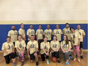 Western Wayne Middle School Holds Annual Student vs. Faculty Basketball Game