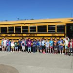 Evergreen Bus Safety for next year's Kindergarten