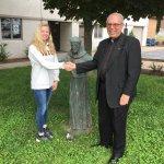 Administration Recognize Junior Paige Barillo