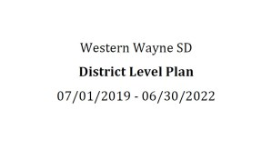 Western Wayne Comprehensive Plan