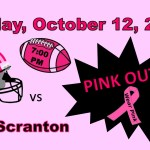 Wear Pink to game on Friday!