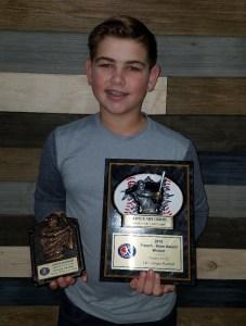 Western Wayne Little League Association to receive the Freach Keen Award