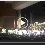 Western Wayne Band Performs with Choir from Wales