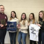 Western Wayne Girls Lead Club Hosts Fall Events