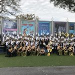 Wildcat Marching Band Performs in Disney World