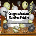 Frisbie nets 1000 points