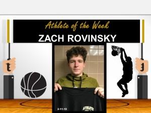 Athlete of the Week Feb 11
