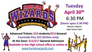 Get your tickets early!