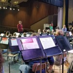 Western Wayne Band Learns from Marywood Professor