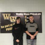 Western Wayne Ultimate Frisbee Team Wins Spirit Award