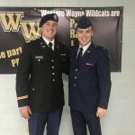 Western Wayne Alumni Graduate from Prestigious Schools Prepared to Serve in Military