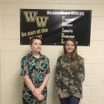 Western Wayne Middle School September Students of the Month