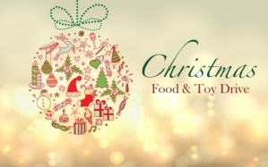 National Honor Society – Annual Food and Toy Drive