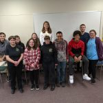 Western Wayne High School Students Attend Transition Expo.