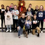 Western Wayne Middle School Hosts Turkey Trot