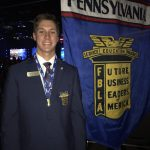 Tetreault Accepted to United States Coast Guard Academy