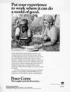 Four Reasons Why You Should NOT Hire a Returned Peace Corps