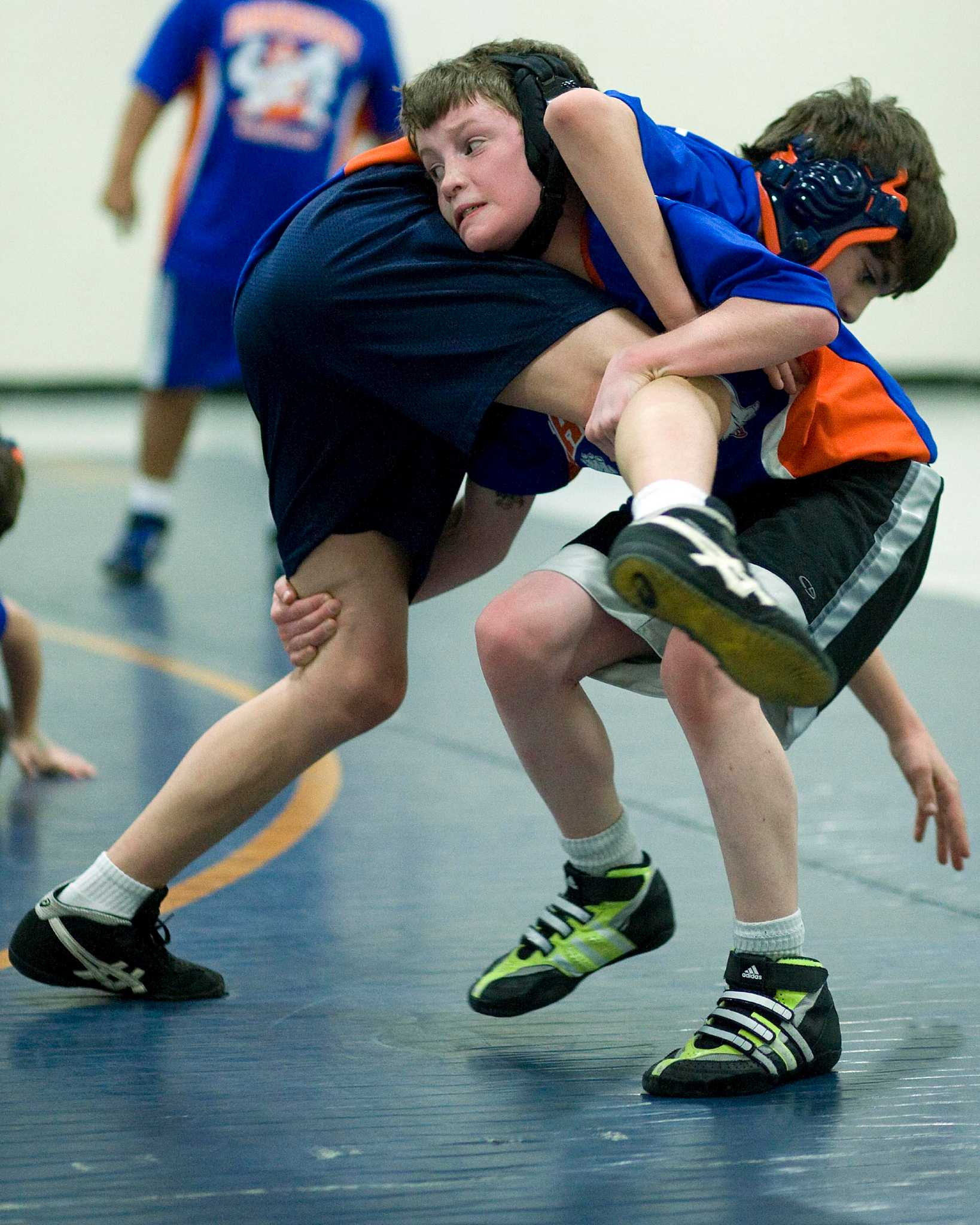 Hatter Factory Danbury S Youth Wrestling Programs Are