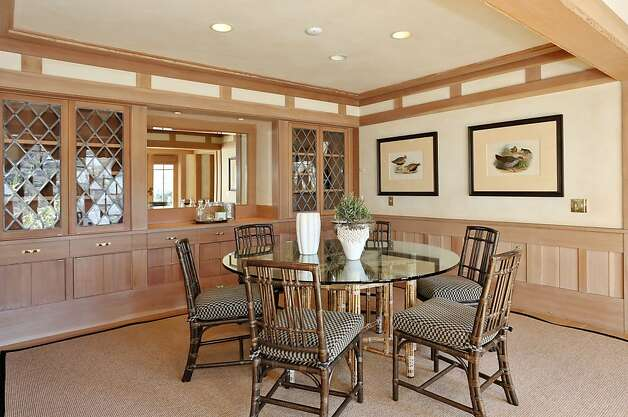 Piedmont craftsman features custom features central location  SFGate