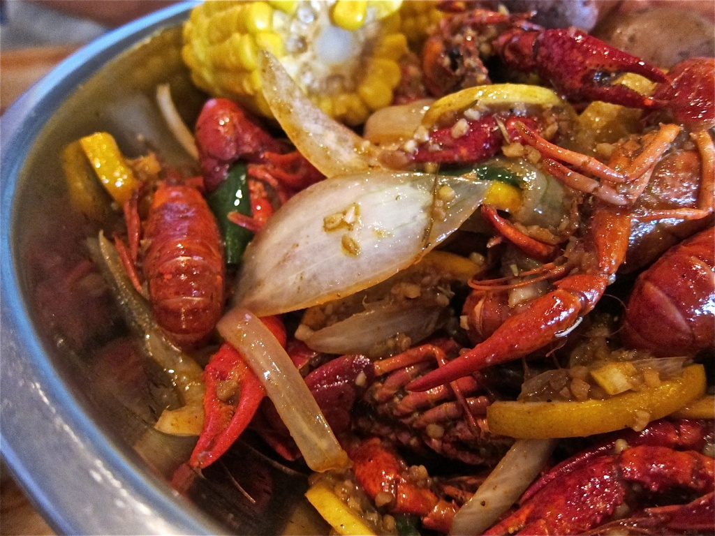 The food of Cajun Kitchen  Houston Chronicle