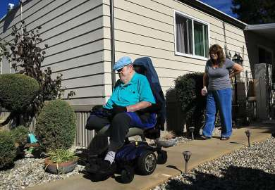 Article D Freedom Wheelchair