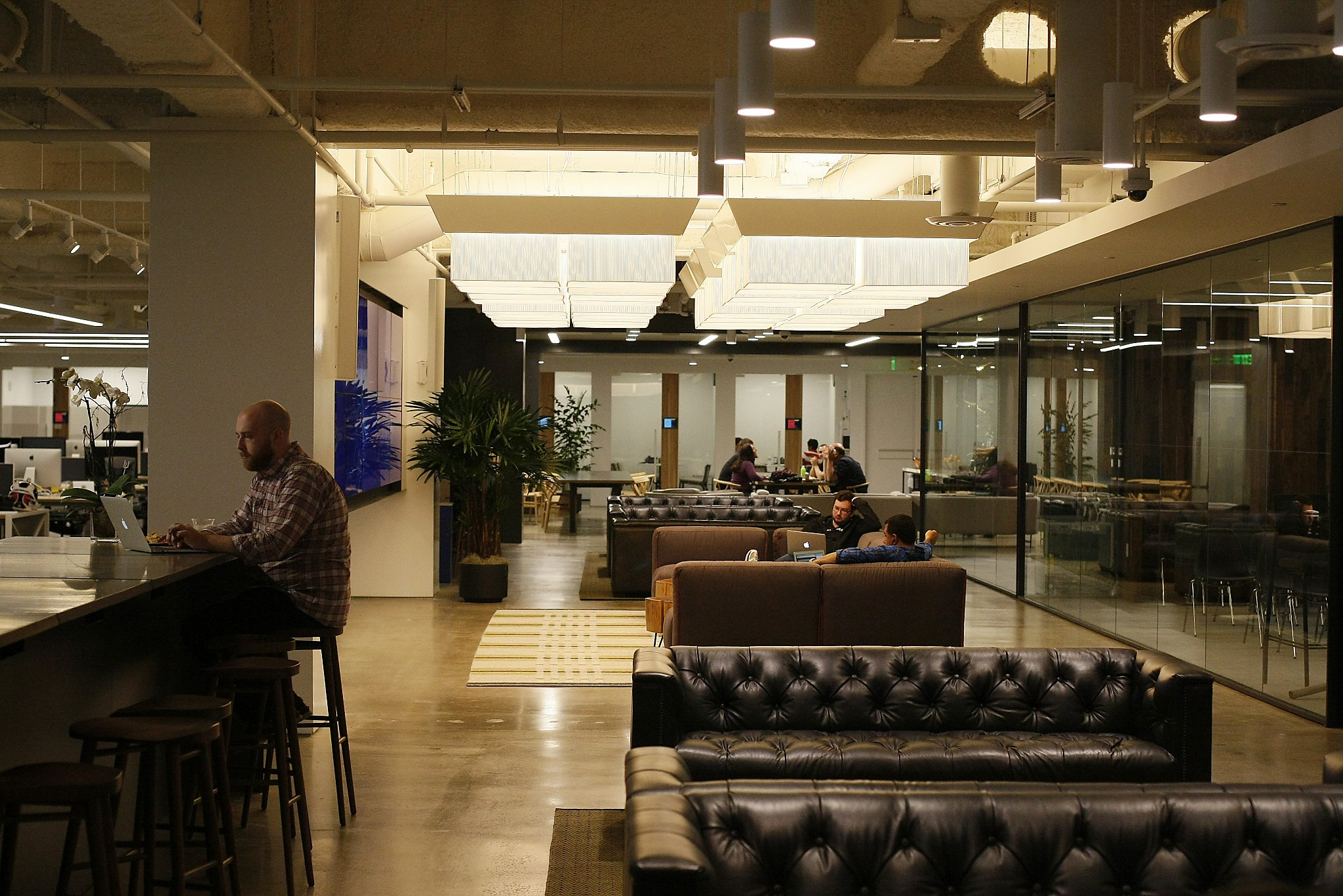 Uber Shifts Into Mid Market Headquarters SFGate