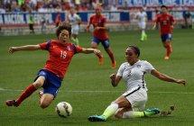 South Korea Women's Soccer Team