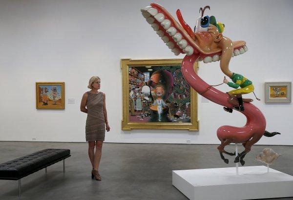 Diane Evans Big Bold Vision Sonoma Art - San