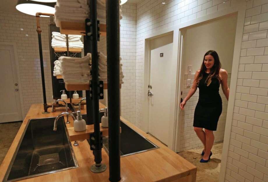 Houston restrooms outpace politics  Houston Chronicle