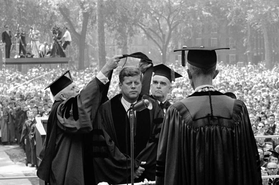 Image result for jfk yale university