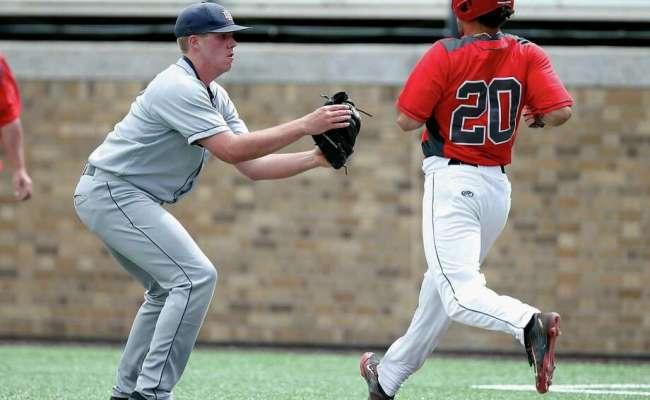 College Baseball San Jac Falls In Juco Title Game