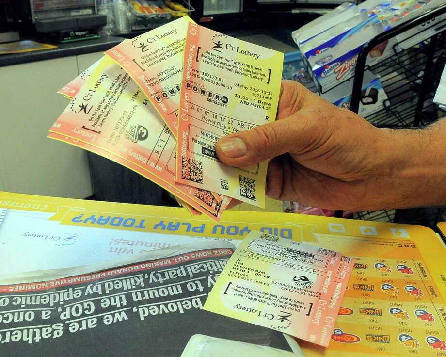 In Record Lottery Year, State 'wins' Another $1M