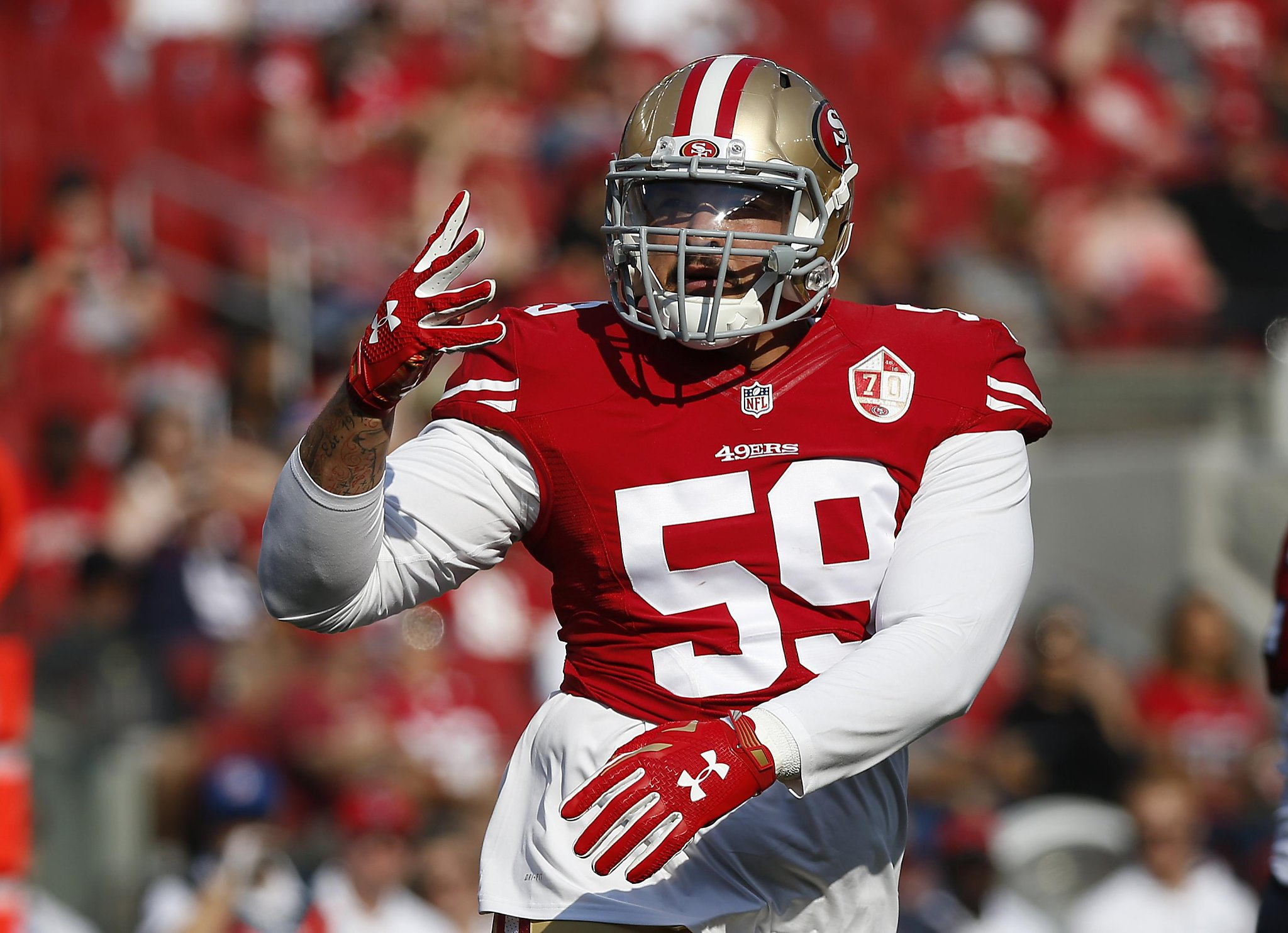 49ers Defense Counting On Disappointing Aaron Lynch To
