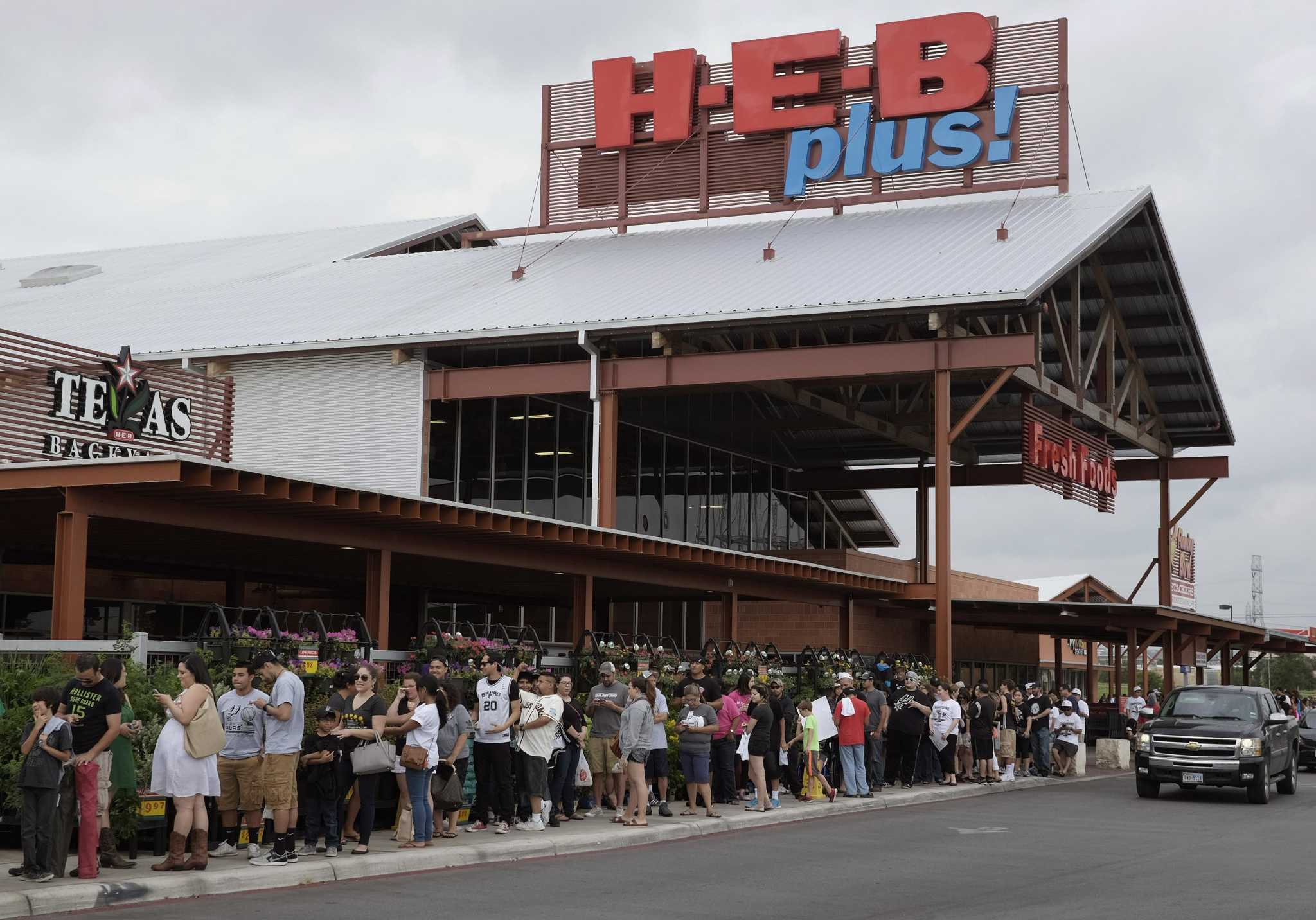 H E B To Begin Construction On New North East Side Store