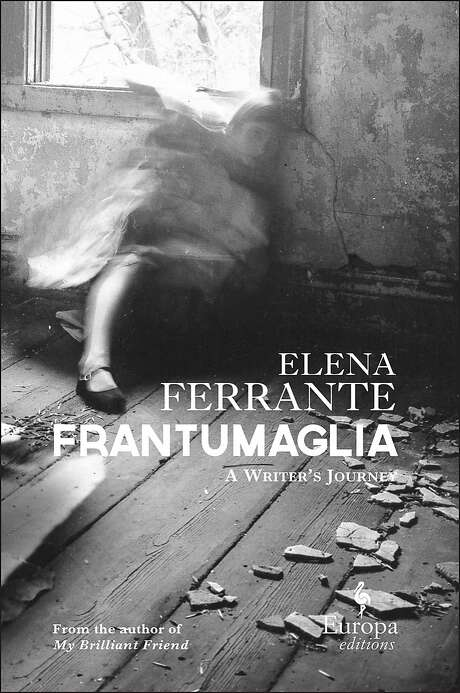 """Frantumaglia"" Photo: Europa Editions"