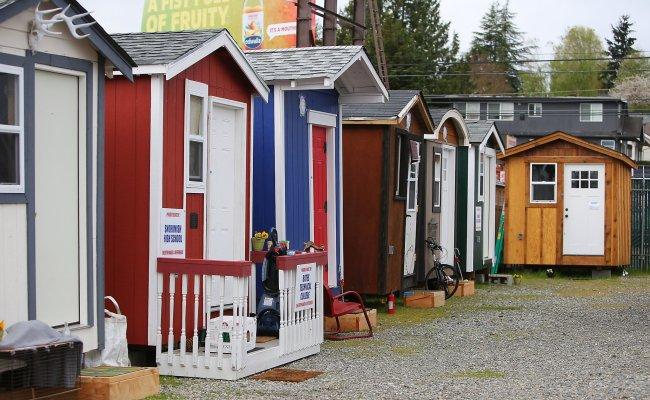 Editorial In San Jose Tiny Homes Hearts San Francisco