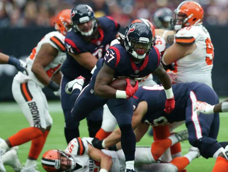 D'Onta Foreman week 6 rookie review