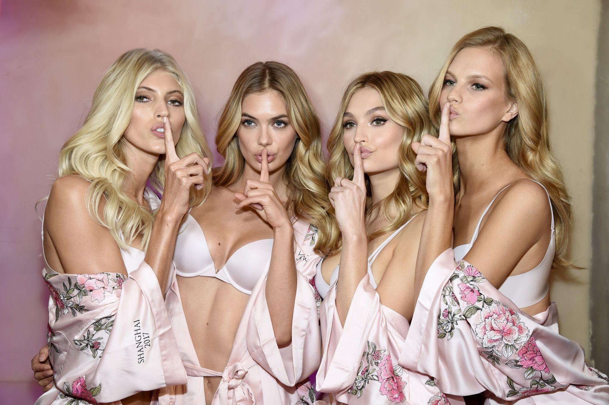 Blonde Victorias Hair Secret