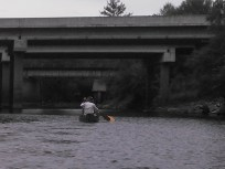 1600x1200 US 84 bridge, in Alapaha River Outing, by John S. Quarterman, for WWALS.net, 24 August 2014