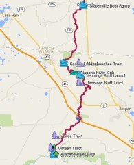 492x609 ARWT Lower, in Alapaha River Water Trail, by John S. Quarterman, for WWALS.net, 1 March 2015