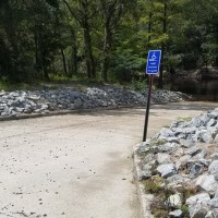Troupville Landing: Little River GA 133 Boat Ramp 2017-09-01