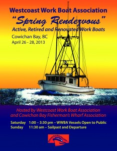 2013 Spring Cowichan Bay