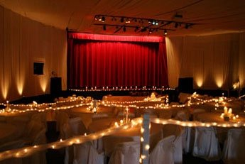 The Mission Theatre Mission KS Wedding Venue