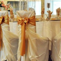 Chair Cover Rentals Bronx Sierra Off White Accent Wedding Covers Rental / Wholesale - Event Brooklyn, Ny Weddingwire