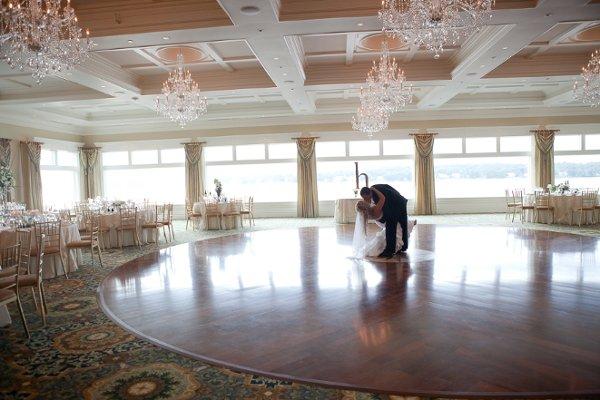 Clarks Landing Yacht Club Point Pleasant  Point Pleasant Beach NJ Wedding Venue