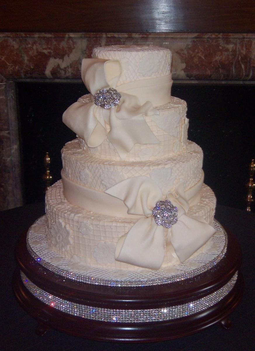 Artistic Cakes By Linda Wedding Cake South Carolina