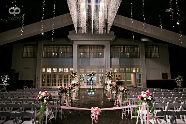 Rock Springs Center  Greenville NC Wedding Venue