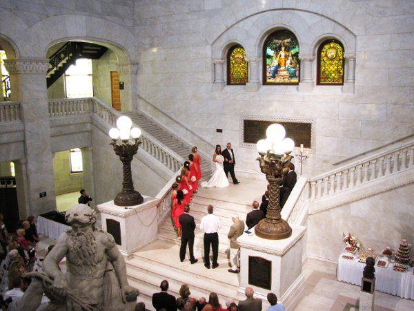 Historic Minneapolis City Hall  Hennepin County Courthouse  Venue  Minneapolis MN  WeddingWire